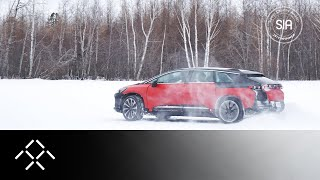 Faraday Future | Testing FF 91 | Cold Weather