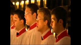09 Oh Holy Night Arr John Rutter King S College Cambridge 2009