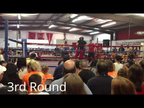 """Eric """"The Bull"""" Burke Hurricane Classic II (Full Fight)"""