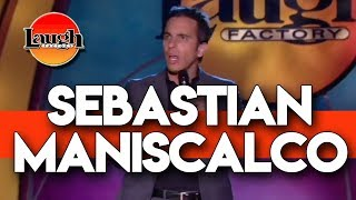 Sebastian Maniscalco | Irritating Eaters | Laugh Factory Live Stand Up Comedy