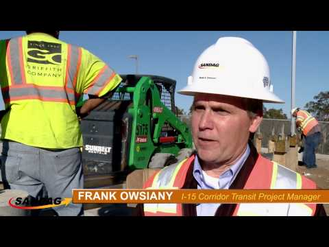 I-15 Bus Rapid Transit: 2012 Project Video