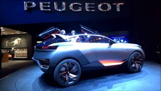 Peugeot Quartz - Genève 2015