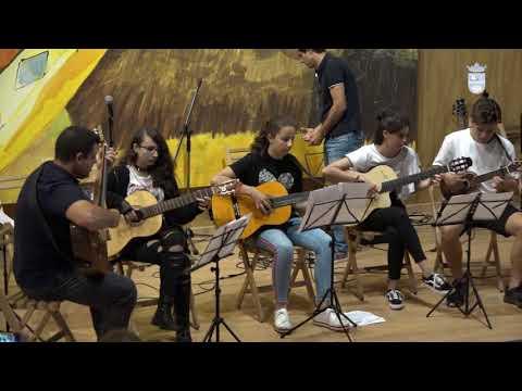 Clausura Escuela Municipal de Música 2017/18