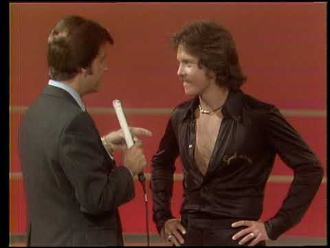 American Bandstand 1976- Interview Rick Dees