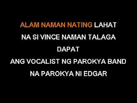 The Yes Yes Show  Parokya Ni Edgar Karaoke Instrumental
