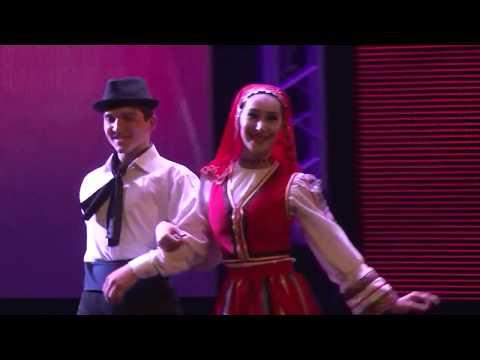 """Ансамбль танца """"Эхо Гор"""" - Танцы Народов Мира"""