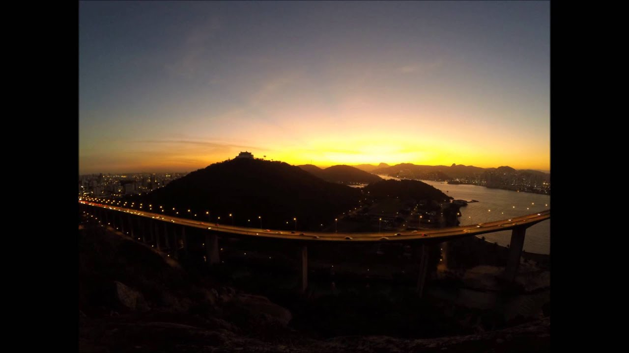Por do Sol no Morro do Moreno - Vila Velha - YouTube 7b0235d5be