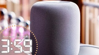 Apple's HomePod gets 'Siri-ous' (The 3:59, Ep. 351)