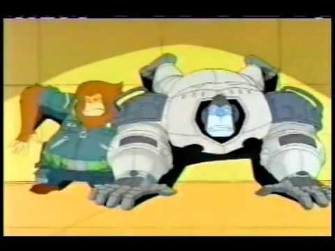 Captain Simian & The Space Monkeys Episode 5  Gorilla My Dreams