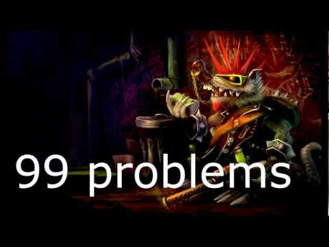99 Problems But A Twitch Aint One