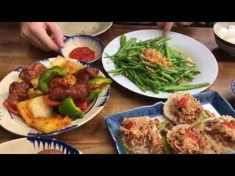Food In Secret Garden Restaurant - Ho Chi Minh City
