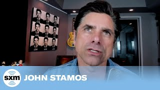 John Stamos Gets Emotional About His Proposal #SHORTS