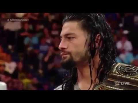 Download WWE 28 July 2016 Seth Rollins vs...