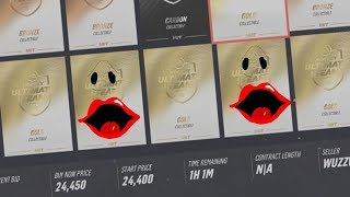 NHL 19 HUT Gold Collectibles Are The MOST IMPORTANT Item in HUT!
