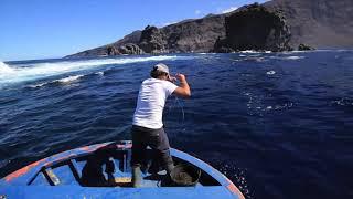 La Pesca En El Hierro Youtube