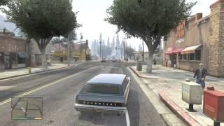 Video Pause GTA 5 parlon ensemble