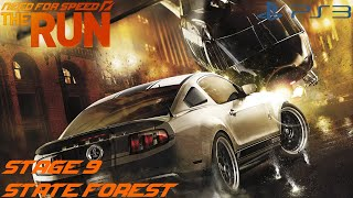 Need for Speed The Run (PS3) - Stage 9 [State Forest]