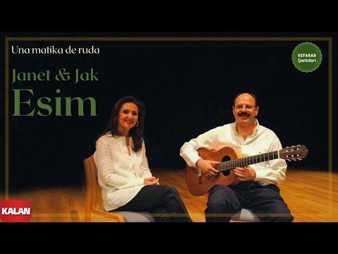Janet & Jak Esim - Una Matika De Ruda  [ Antik Bir Hüzün © 2005 Kalan Müzik ]