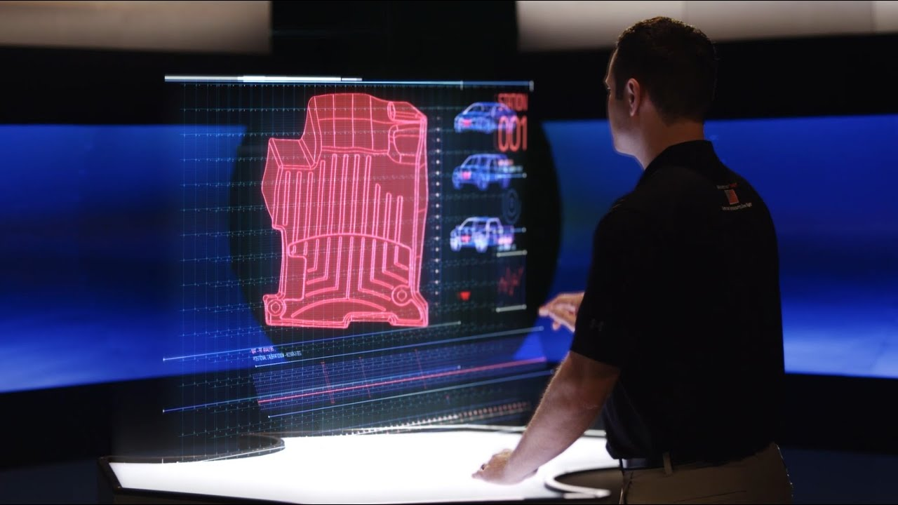 High Tech Forecast WeatherTech Commercial