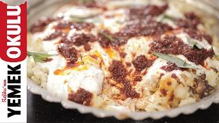 Yoğurtlu Karnabahar Kavurma | 5 Dakikalık Yemekler