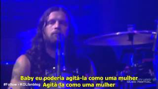 Kings Of Leon - Rock City (legendado pt-br)