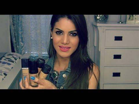 Review: Minhas Bases Favoritas por Camila Coelho