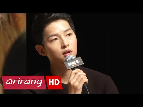 [Showbiz Korea] Song Joong-ki(송중기) Interview