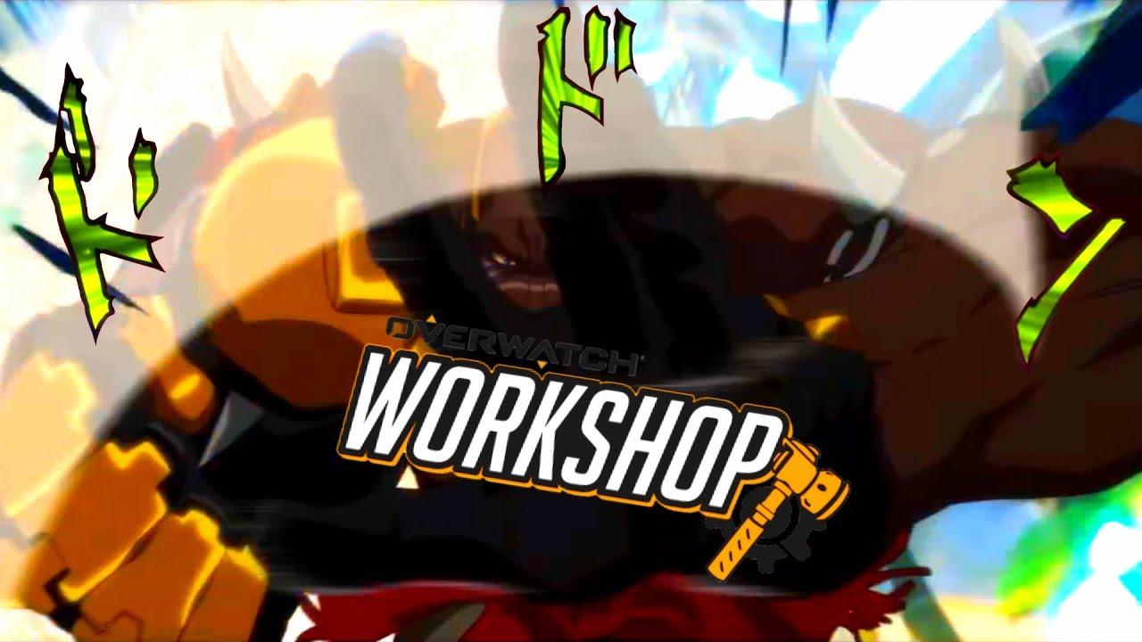 Download FAN-MADE HEALER DOOMFIST! | Overwatch In-Game Workshop Hero Concept by Faalund!