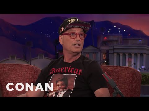 Conan vs. Howie Mandel Did Stand-Up At An Orgy