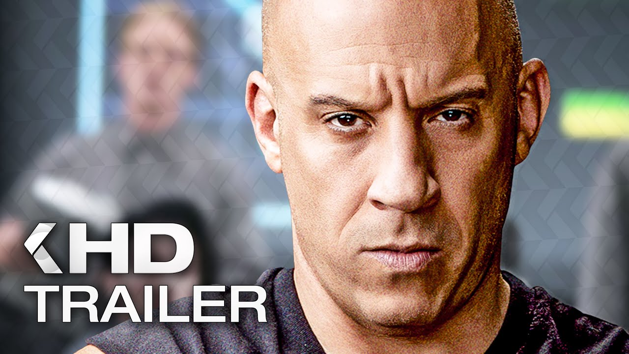 Download FAST & FURIOUS 9 Trailer (2021)