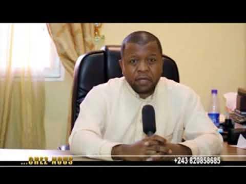 Past. François Mutombo : ACK - UN PARCOURT DES COMBATTANTS (de l'origine à ce jour)