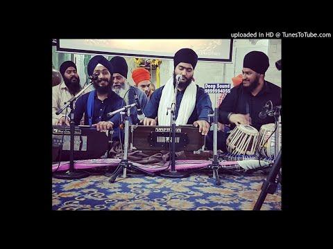 *Akj* Man Khideya Hareya Baag - Bhai Bikramjit Singh ji Garhi 16-4-18 (Deep Sound)