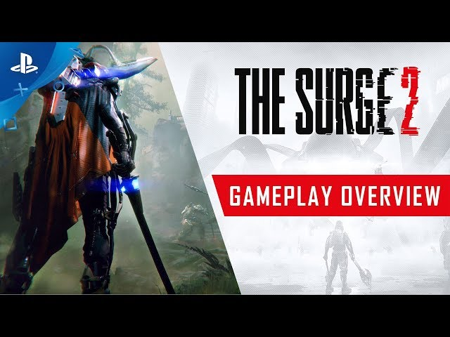The Surge 2 - Gamescom 2019 Gameplay Overview Trailer | PS4