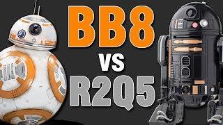 BB 8 лего R2Q5 лего Зоряні війни Робот Фігурки Дроїд лего відео огляд bb 8 Лего r2q5 Лего