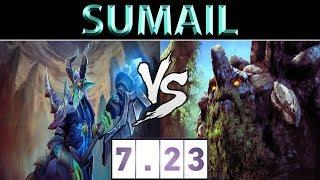 SumaiL [Leshrac] vs [Tiny] ► Top Tier NA Ranked ► Dota 2 7.23