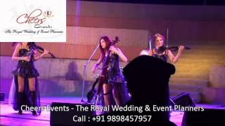 Silver Strings Band International Bollywood Song Music Wedding Reception Engagement Delhi