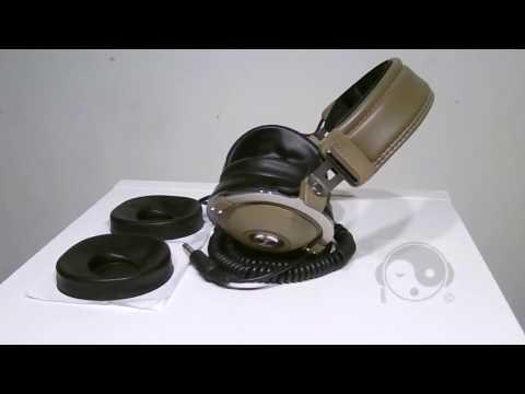 """Vintage (35 Year Old) Koss Pro4AAA Headphone """"PART III"""""""