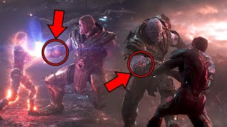I Bet You Never Noticed This New Detail From Avengers: Endgame