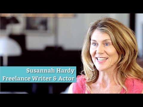 Susannah Hardy talks about the Magazine Writing course at the Australian Writers' Centre