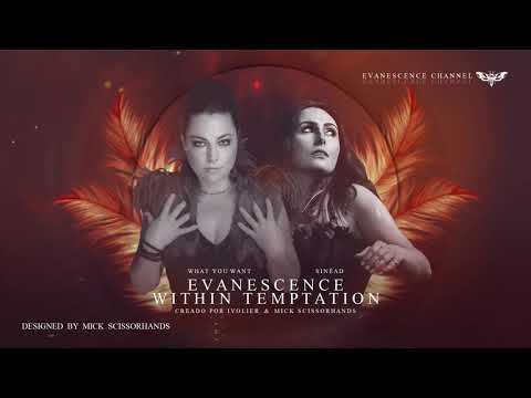 """Evanescence: """"Sinéad & What You Want"""" Ft. Within Temptation (Audio)"""