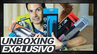 NOVAS FACAS DA TRAMONTINA | UNBOXING EXCLUSIVO | LADO R thumbnail