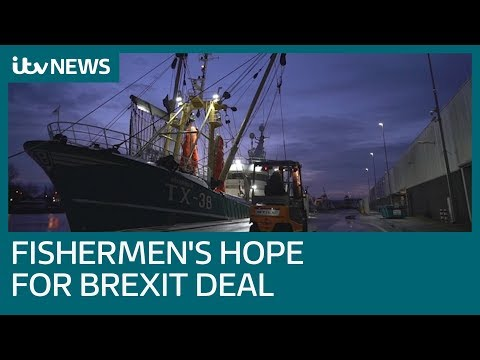 Why Dutch Fishermen Want To Continue Working In British Waters After Brexit | ITV News