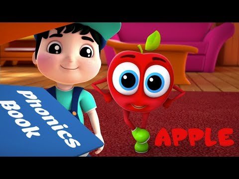 phonics sang | abc sang | lære alfabetet | pedagogisk sang | Nursery Rhymes | Phonics Song