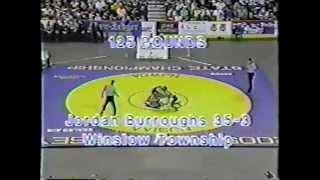 2005 NJ State Finals- Jordan Burroughs vs. Frank Molinaro