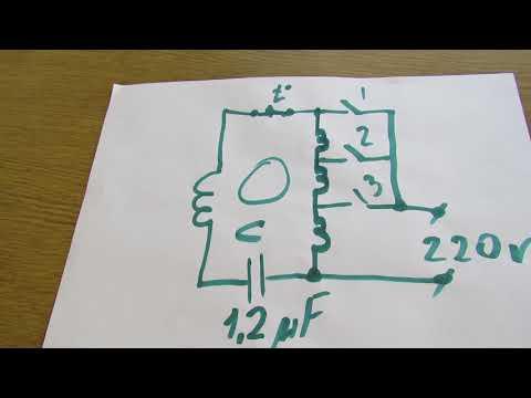 Вентилятор напольный, китайский. Ремонт, схема, параметры.