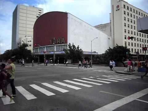CALLE 23 HAVANA CUBA LIBRE  YouTube