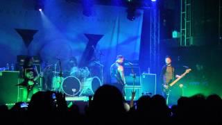 Bullet For My Valentine - Pretty on the Outside (Porto Alegre - 08 de Julho de 2015) Full HD