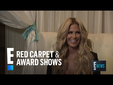 Kim Zolciak-Biermann Talks Skin Care and Fitness | E! Live from the Red Carpet