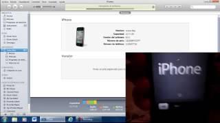 Como solucionar los errores al restaurar nuestro iPhone/iPod