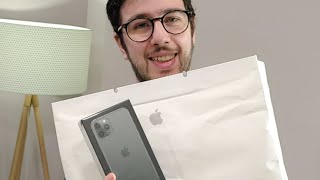 Unboxing iPhone 11/11 Pro/Apple Watch 5 (e confronti)